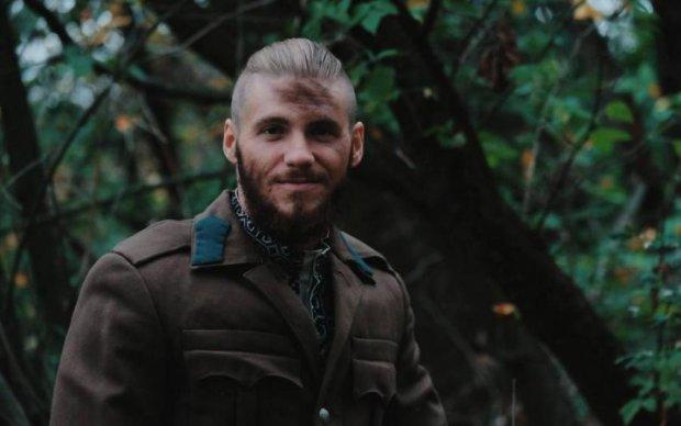 Известный воин АТО плюнул в лицо кремлевскому пропагандисту