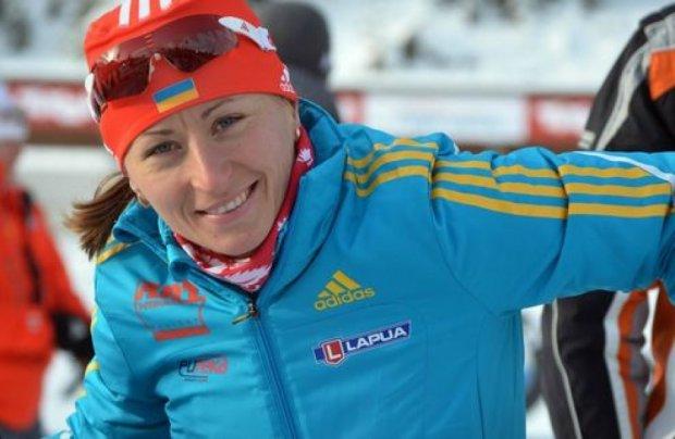 Українська біатлоністка принесла золото на чемпіонаті світу
