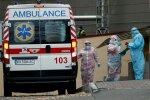 швидка, ілюстративне фото: REUTERS