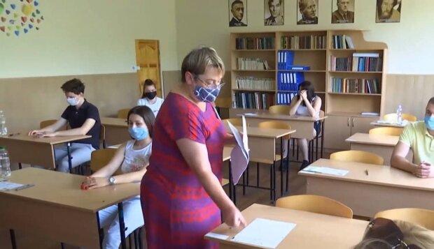школа / скріншот з відео