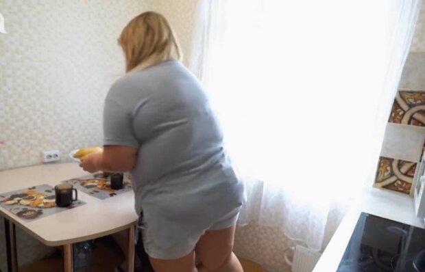 Жінка / скріншот з відео