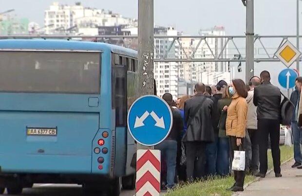 Громадський транспорт, скріншот: YouTube