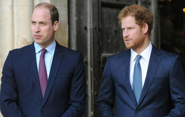 Принци Вільям та Гаррі, Фото Getty