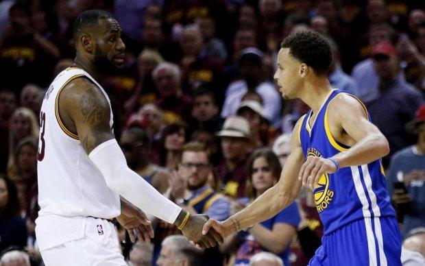 Голден Стейт - Клівленд: Анонс фіналу НБА