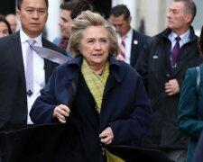 Хілларі Клінтон, Getty Images