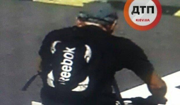 Крадія-веломана помітили в Києві