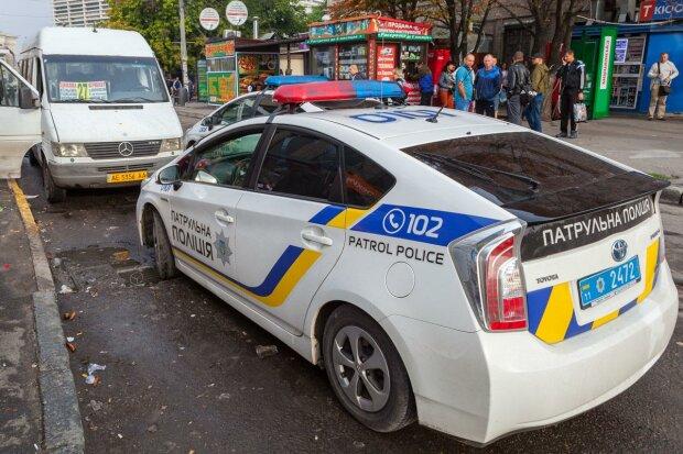 В Харькове коп на Lexus снес велосипедиста: Зайцева перед глазами