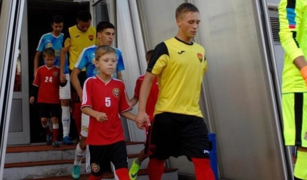 Український футболіст виступатиме у Фінляндії