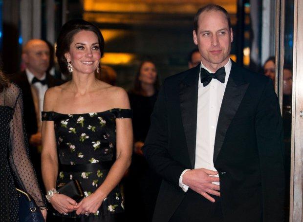 """Кейт Миддлтон в изящном платье превратилась в самую красивую героиню """"Гарри Поттера"""""""