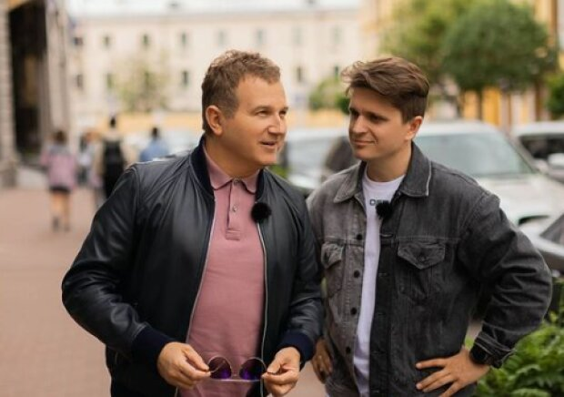 Анатолий Анатолич и Юрий Горбунов, фото с Instagram