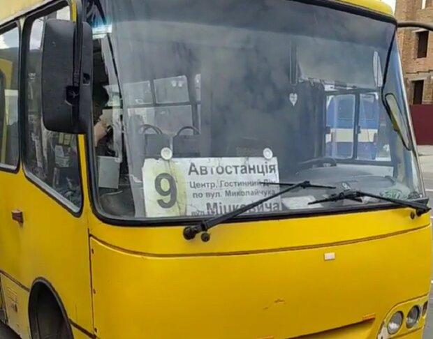"""На Прикарпатье маршрутчик вызверился на мать погибшего героя АТО: """"Халявщиц не вожу"""""""