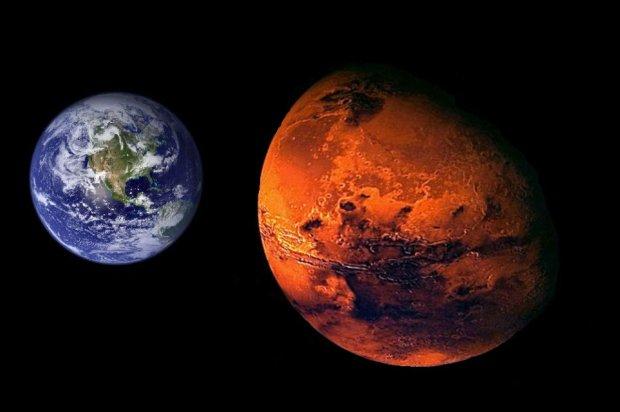 На Марсе обнаружили пугающую аномалию, ее размеры поражают воображение: фото с Красной планеты
