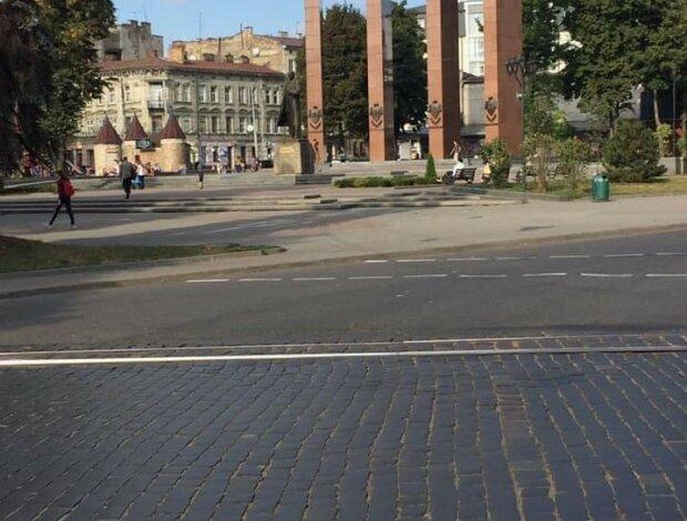 Историческая брусчатка рискует исчезнуть со Львова