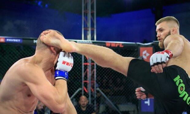 Франківський Макгрегор здобув перемогу в престижному турнірі з ММА - гарматні удари і домінація в стійці