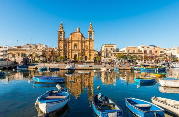 Бюджетные путешествия на Мальту из Киева за 59 евро туда-назад