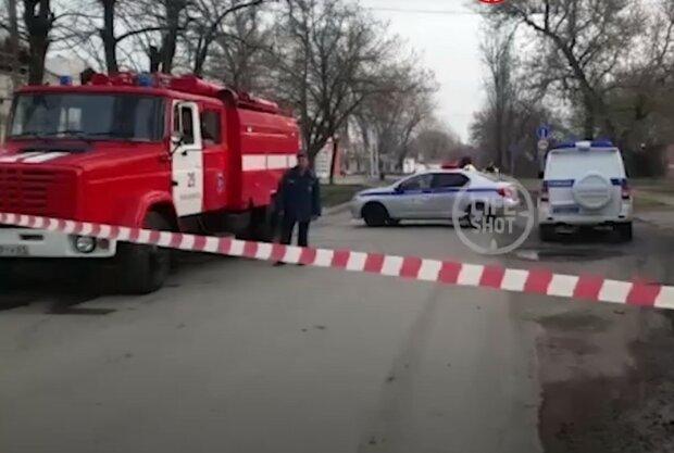 ДТП, фото: кадр з відео