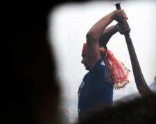 Жертвоприношение в Непале, фото: REUTERS