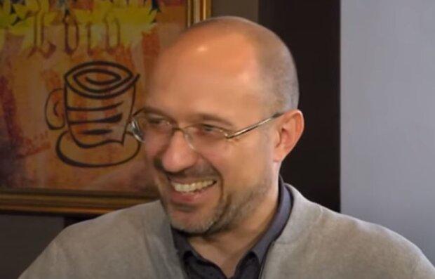 Денис Шмигаль, скріншот: YouTube