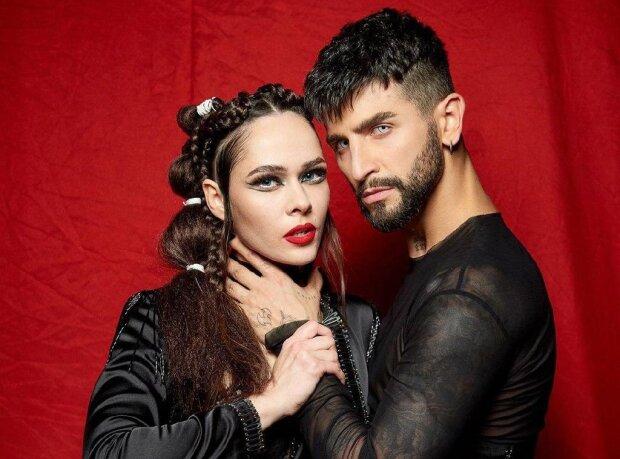 Юлия Санина и Дмитрий Жук, фото с Instagram