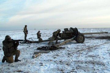 Путінські бойовики накрили українських героїв пекельним вогнем, є поранені