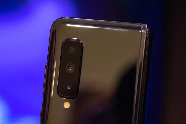 Samsung Galaxy Fold, фото: Інформатор