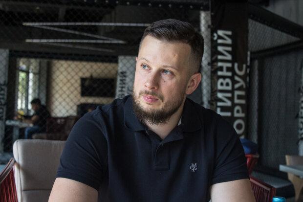"""Білецький з ветеранами прибув захищати Донбас: """"Наш останній блокпост"""""""