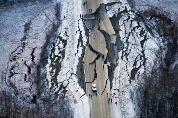 Гряде планетарний катаклізм: хвиля землетрусів охопить весь світ