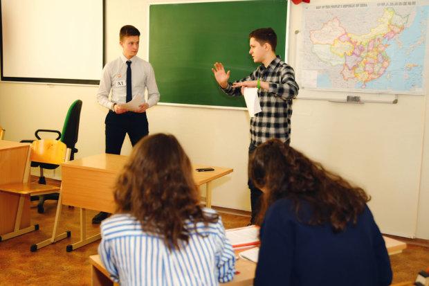 Український школяр навчив Європу правильно розмовляти