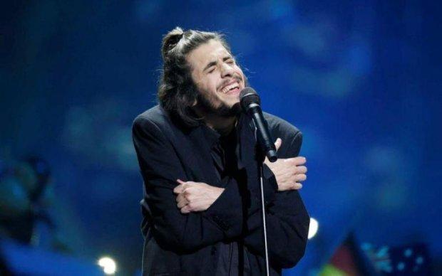 О чем пел победитель Евровидения Сальвадор Собрал
