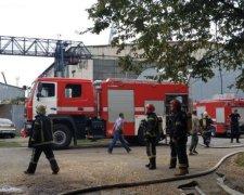 Пожарные Киев