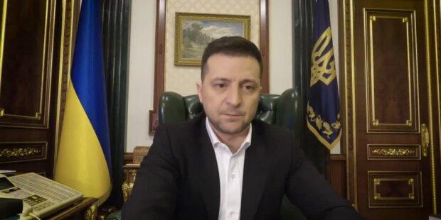 Володимир Зеленський, скріншот: Youtube
