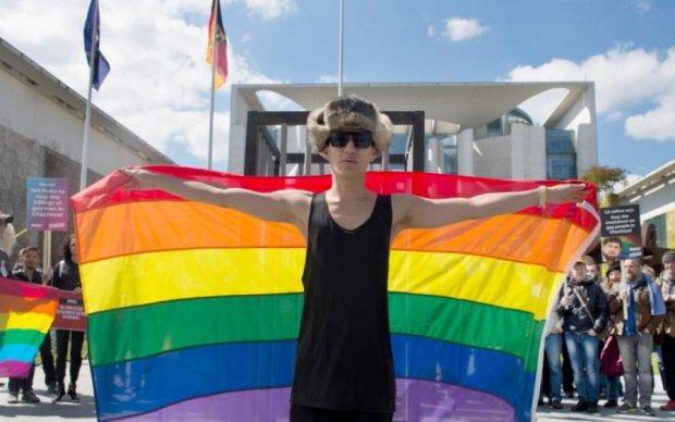 Немецкие либералы сделали ставку на геев
