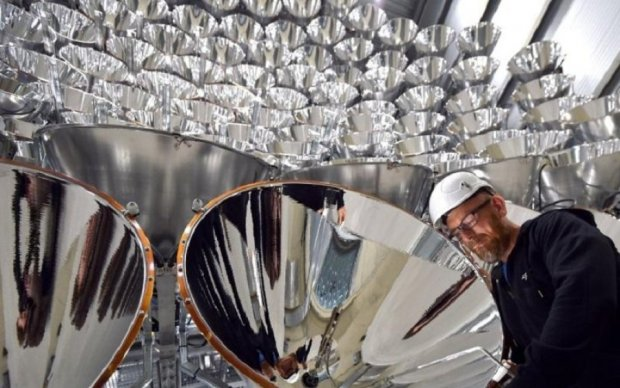 Ученые создали сверхмощное искусственное солнце