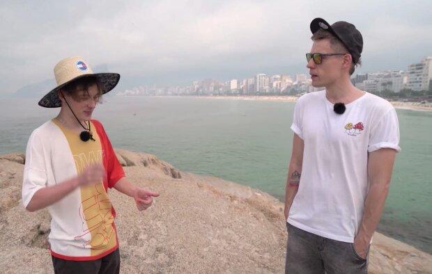 Ивангай и Юрий Дудь / скриншот из видео