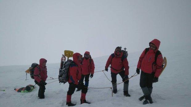 В Карпатах нашли лыжника, который заблудился на Рождество: немного замерз