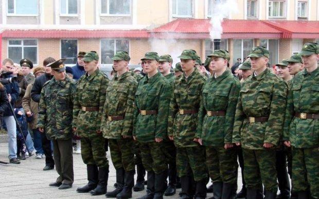 Путин внезапно увеличил численность армии