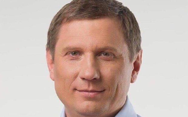 Народный депутат Сергей Шахов поддержал шахтеров Донбасса на митинге в Киеве