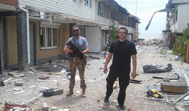 Местные не вернутся в Широкино в ближайшее время(фото)