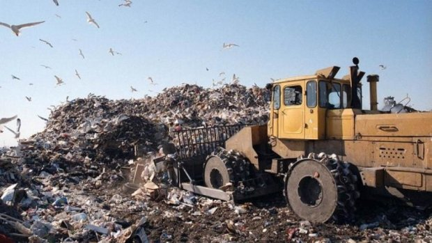 Китайці вміють перетворювати сміття в енергію