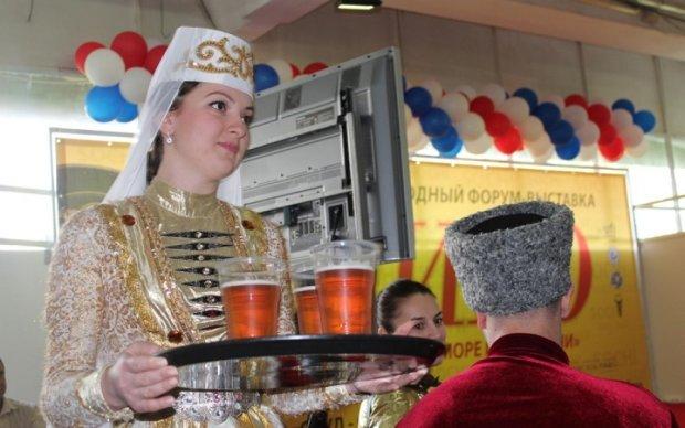 Чиновник Путина заявил, что пиво изобрели кавказцы