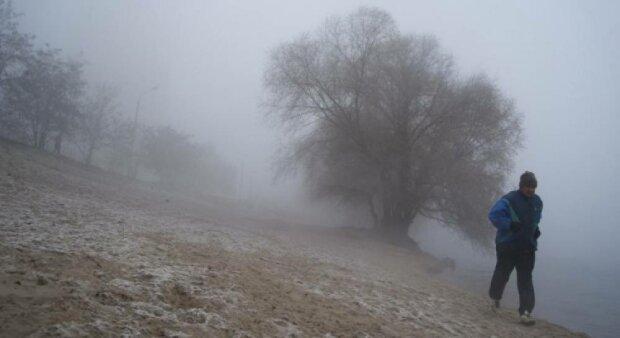 Хмуро и серо: зима пожалеет снега для Харькова 26 января