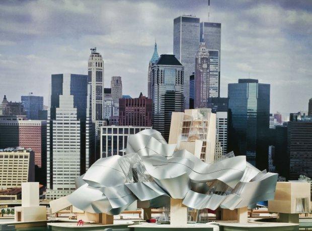 Каким мог бы быть Нью-Йорк: необычные здания, которые так и не были построены