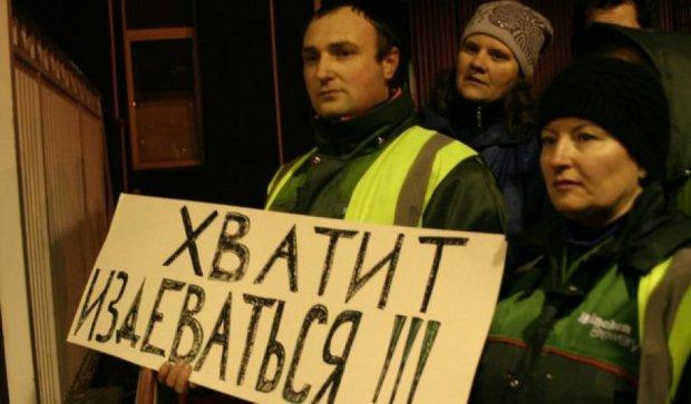 """Провідники """"Укрзалізниці"""" почали страйк проти свавілля керівництва"""