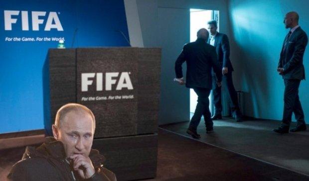 В квітні з'явиться інформація про купівлю Росією ЧС-2018