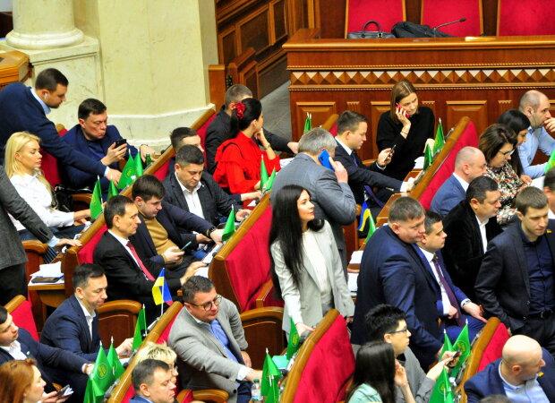 Верховна Рада, нардепи - фото Знай.ua