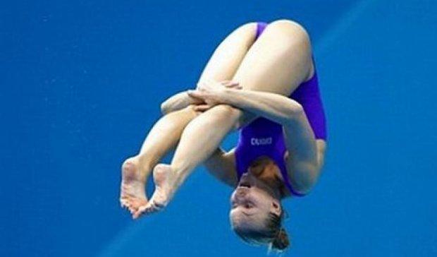 Українка стала четвертою у стрибках в воду на чемпіонаті світу
