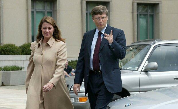 Білл і Мелінда Гейтс, фото: Getty Images