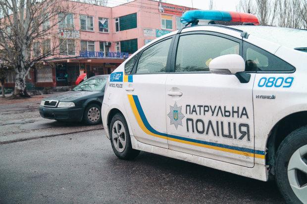 Под Киевом копы снесли ребенка прямо на зебре: момент аварии попал в сеть