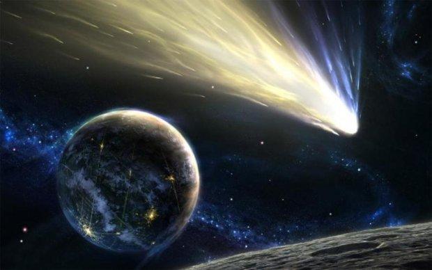 Космическая катастрофа уничтожит человечество