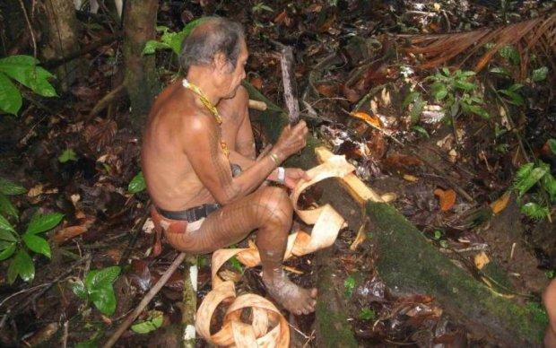 Найсамотнішу в світі людину знайшли в лісах Амазонки: відео